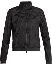 Versace | Concealed-hood Shell Performance Jacket | Lyst