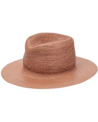 Albertus Swanepoel - Straw Panama Hat - Lyst