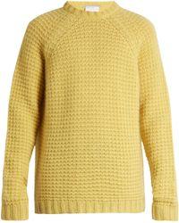 Stella McCartney | Crew-neck Loop-knit Sweater | Lyst