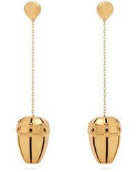 Ellery - Varment Drop Earrings - Lyst