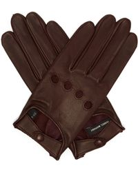Isabel Marant - Leather Gloves - Lyst
