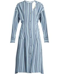 Isabel Marant - Selby Cotton Dress - Lyst