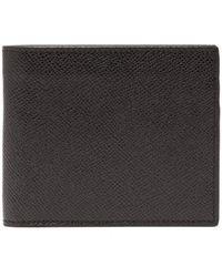 Mark Cross - Saffiano Leather Billfold Wallet - Lyst