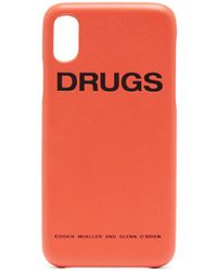 Raf Simons - Leather Iphone® X Case - Lyst