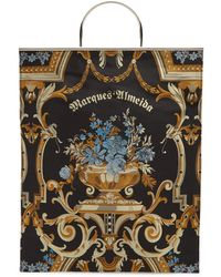 Marques'Almeida - Embroidered Tote Bag - Lyst
