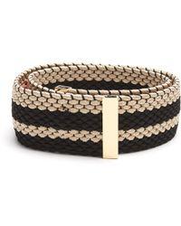 Roksanda | Striped Woven-elastic Belt | Lyst