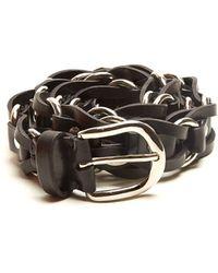 Isabel Marant | Links Leather Belt | Lyst