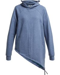 LNDR - Dupla Cotton Blend Hooded Sweatshirt - Lyst