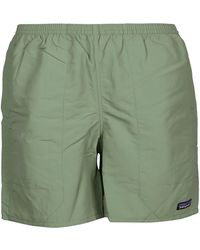 Patagonia - Green Polyester Trunks - Lyst