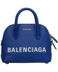 87d0e1a533 Balenciaga Classic City Mini Bag in Green - Lyst