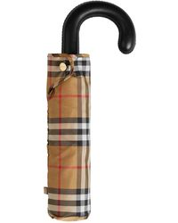 Burberry Beige Polyester Umbrella