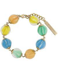 Givenchy - Multicolour Metal Bracelet - Lyst