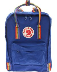 Fjällräven Kånken - Light Blue Polyester Travel Bag - Lyst