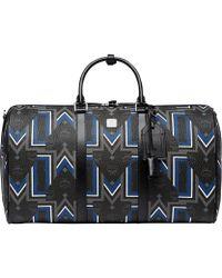 MCM - Traveler Weekender In Gunta M Stripe - Lyst