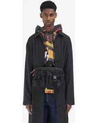 McQ - Camouflage Waist Bag - Lyst