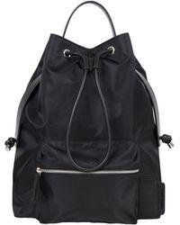 meli melo - Briony | Large Backpack | Black Nylon - Lyst