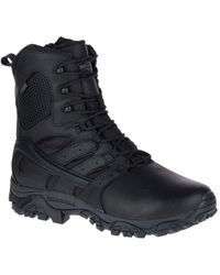 "Merrell - Moab 2 8"" Tactical Response Waterproof Boot - Lyst"