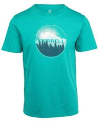 Merrell - Dawn Graphic T-shirt - Lyst