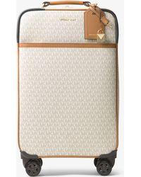 Michael Kors - Jet Set Travel Logo Suitcase - Lyst