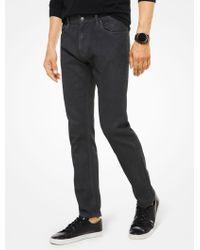 Michael Kors - Parker Slim-fit Selvedge Jeans - Lyst