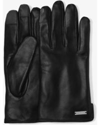 Michael Kors - Leather Gloves - Lyst