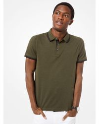Michael Kors - Polo in cotone - Lyst