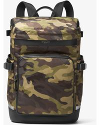 Michael Kors - Kent Camouflage Cycling Backpack - Lyst