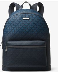 Michael Kors - Jet Set Printed Backpack - Lyst