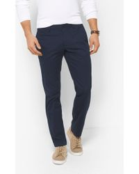 Michael Kors - Skinny-fit Cotton Chinos - Lyst