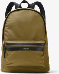 Michael Kors - Kent Nylon Backpack - Lyst