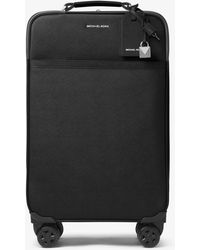 Michael Kors - Jet Set Travel Large Saffiano Leather Suitcase - Lyst