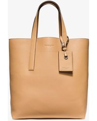 Michael Kors - Reversible Mason Leather Tote - Lyst