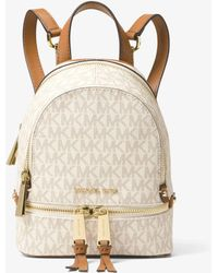 Michael Kors Rhea Mini Logo Backpack