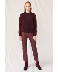 M.i.h Jeans - Dawes Brushed Sweater - Lyst