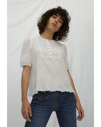 M.i.h Jeans - Albany Top - Lyst