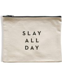 MILLY - Slay All Zip Day Pouch - Lyst