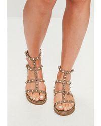 28e26eeb2 Lyst - Gladiator Sandals - Women s Designer Gladiator Sandals