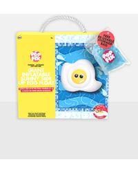 Missguided - Pop Fix Fried Egg Float - Lyst