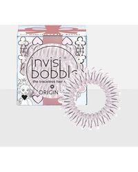 Missguided - Invisibobble Clear Original Princess Of Hearts Bobble Hair Pack - Lyst