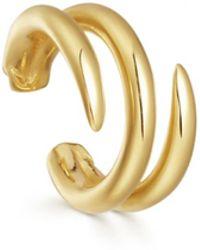 Missoma - Gold Claw Lacuna Ear Cuff - Lyst