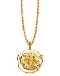 Missoma - Medium Desert Rose Necklace - Lyst