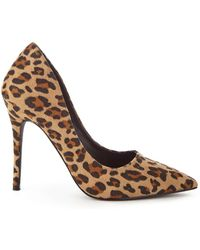 Miss Selfridge - Cody Micro Pointed Court Shoes - Lyst