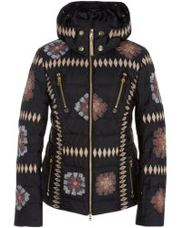 Bogner - Elena Embroidered Quilted Jacket - Lyst