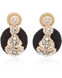 Johanna Ortiz - M'o Exclusive Mali Empire Woven Earrings - Lyst