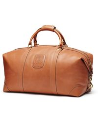 Ghurka - Chestnut Cavalier Ii Duffel Bag - Lyst