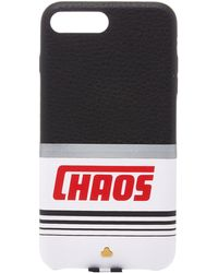 Chaos - Exclusive Leather Iphone 7+/8+ Case - Lyst