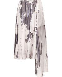 Bevza - Printed Pencil Skirt - Lyst