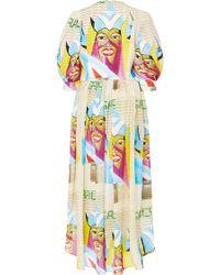 Tata Naka - Pleated Skirt Grace Jumpsuit - Lyst