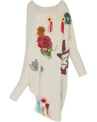 Tuinch - Embroidered Dress - Lyst