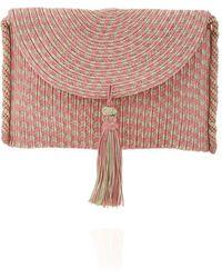Rebecca de Ravenel - Sherazade Woven Cord Shoulder Bag - Lyst